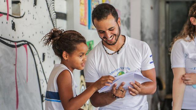 Warriors Without Borders Rio (Photo: Lior Sprendau)