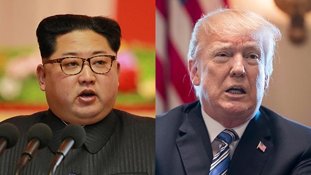 US President Donald Trump, North Korean leader Kim Jong Un (Photo: AFP, EPA)