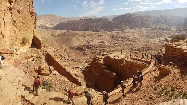 אום אל-ביארה (צילום: ג'אן-שי דניז) (צילום: ג'אן-שי דניז)