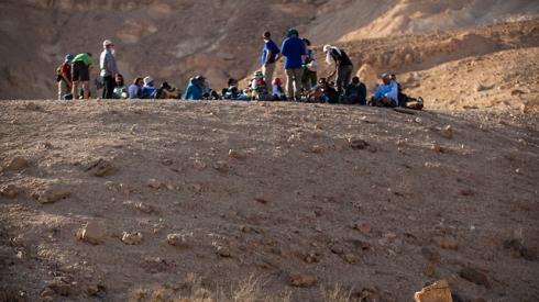 צילום: זיו שרצר, בית ספר שדה שדה-בוקר