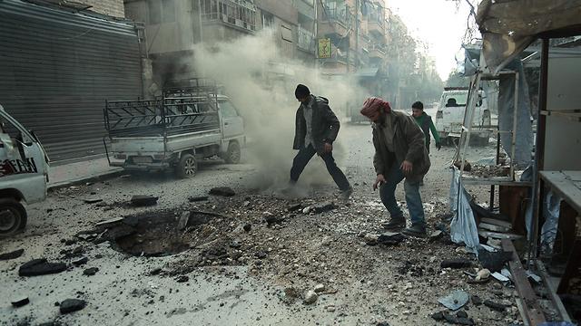 המהגרים הכי פחות מאושרים. סוריה (צילום: רויטרס)