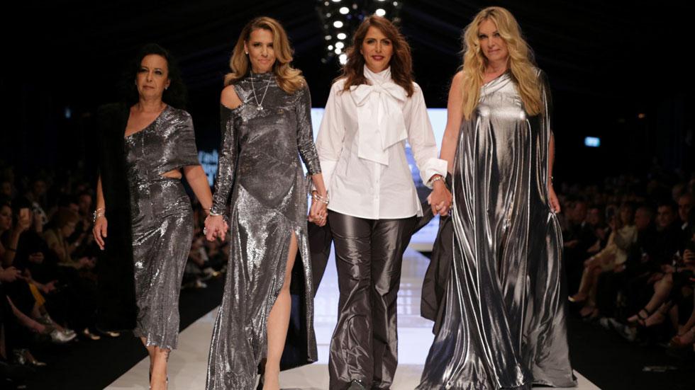 צפו: תצוגה הגאלה של פנדורה פותחת את שבוע האופנה תל אביב