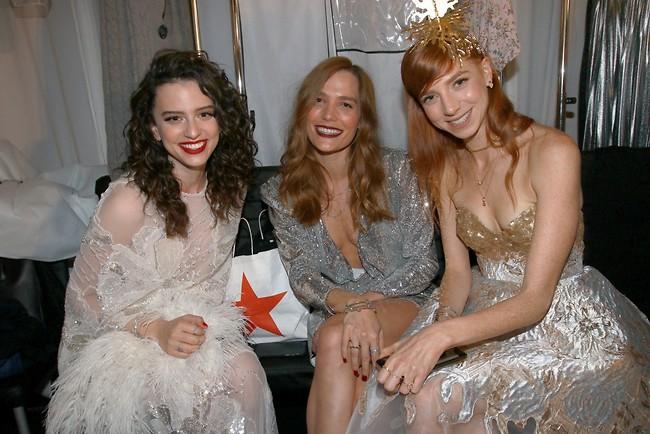 נסיכות. מאיה ורטהיימר, דנה פרידר וקורין גדעון (צילום: ענת מוסברג)