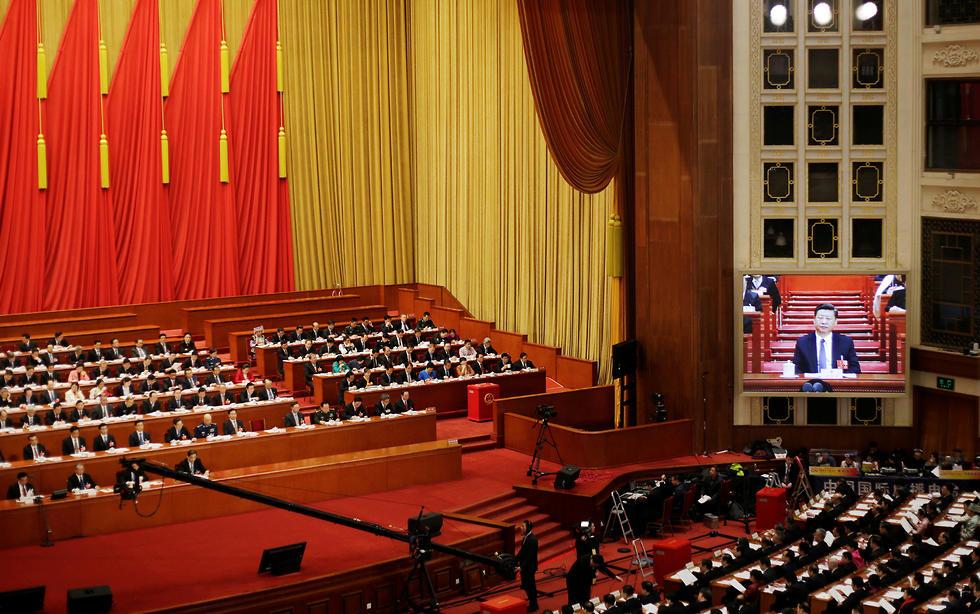 תמורות מרחיקות לכת אלה שעוברת עתה סין צפויות להחריף את בעיותיה מבית ולהקצין את התנהלותה בזירה הבינלאומית (צילום: רויטרס) (צילום: רויטרס)