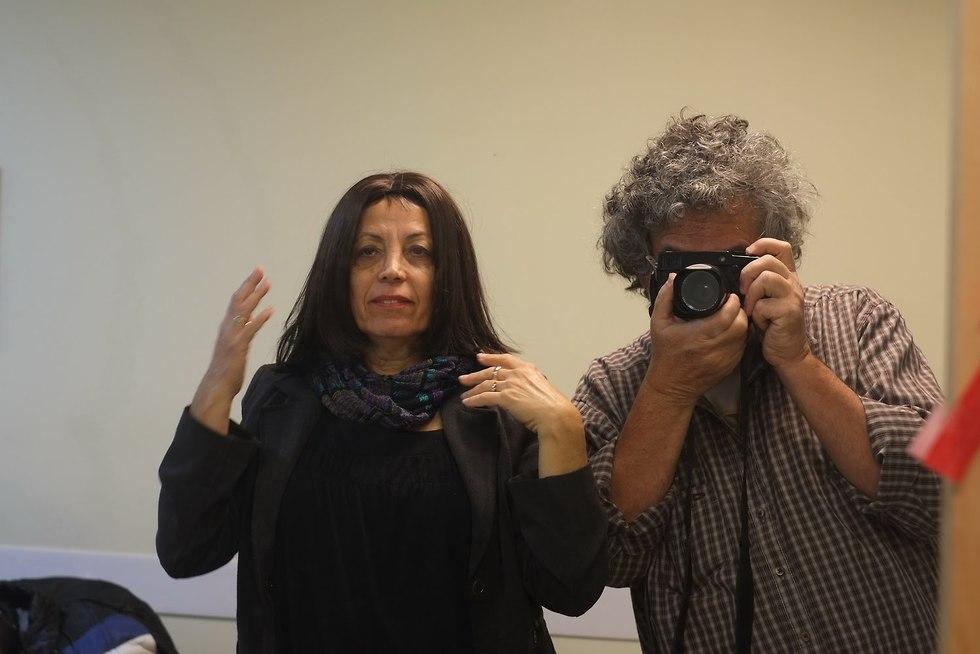 דורון וצילה אדר. מתוך התערוכה (צילום: דורון אדר) (צילום: דורון אדר)