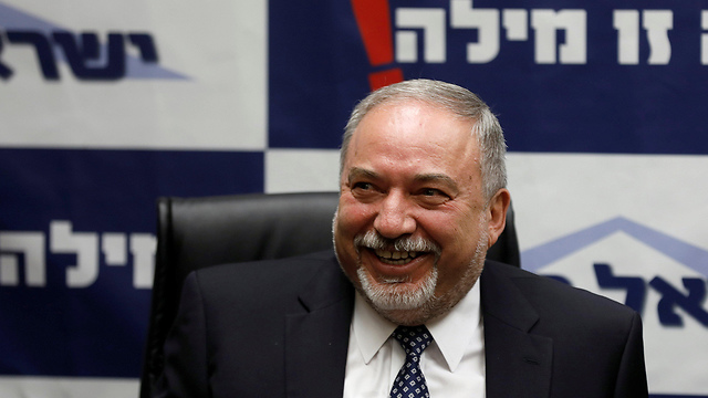 Minister Avigfor Lieberman (Photo: Reuters)