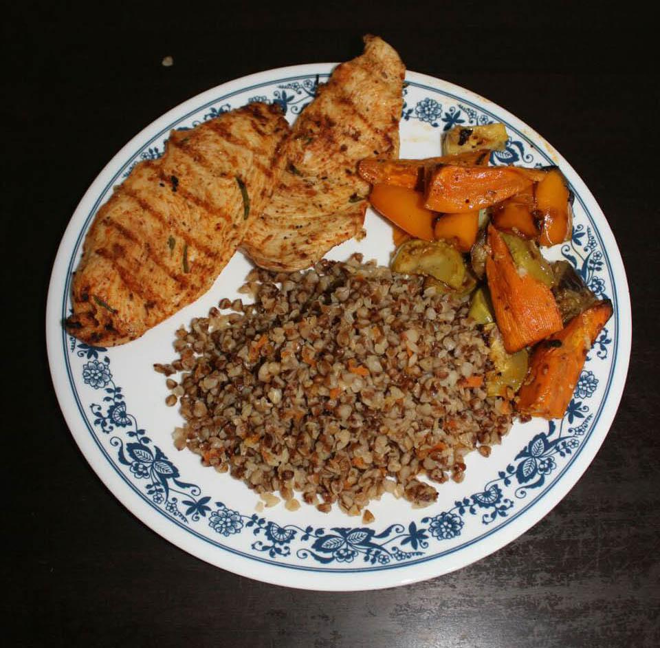 Домашняя еда для молодой мамы