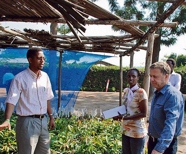 """ד""""ר דוד ברנד ברואנדה (צילום: באדיבות קק""""ל)"""