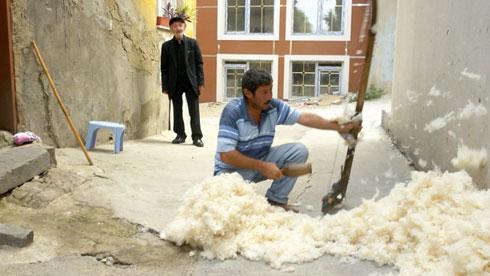 הרוכלים, חלק בלתי נפרד מהרקמה של איסטנבול, מוצאים עצמם נרדפים ומוגלים (צילום: באדיבות פסטיבל אפוס)
