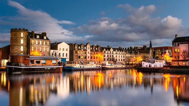 סקוטלנד - יעד צונן ומעניין (צילום: shutterstock) (צילום: shutterstock)