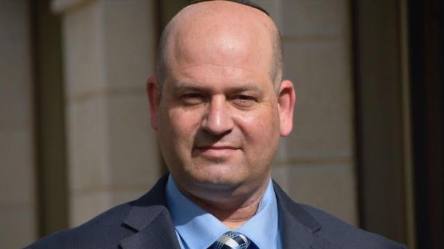 """זהר ינון. מנכ""""ל חדש לבר-אילן (צילום: דוברות אוניברסיטת בר-אילן) (צילום: דוברות אוניברסיטת בר-אילן)"""