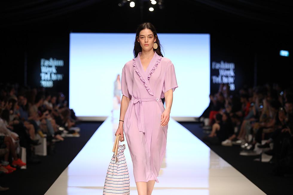 התיקים יפים לא פחות מהבגדים. נורת'רן סטאר (צילום: אורית פניני)