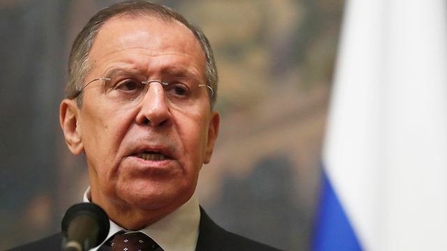 Russian FM Sergey Lavrov stated no foreign troops will be stationed along the Israeli border (Photo: EPA)