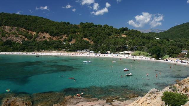 עוצר נשימה: האי קורסיקה מקום הולדתו של נפוליאון (באדיבות החברה הגיאוגרפית ) (באדיבות החברה הגיאוגרפית )