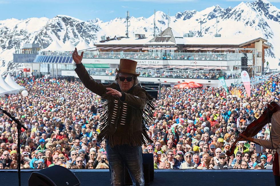פסטיבל Top of the mountain באוסטריה ()