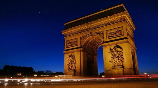 מבינים את הסיפור אחרת: שער הניצחון של נפוליאון (באדיבות החברה הגיאוגרפית) (באדיבות החברה הגיאוגרפית)