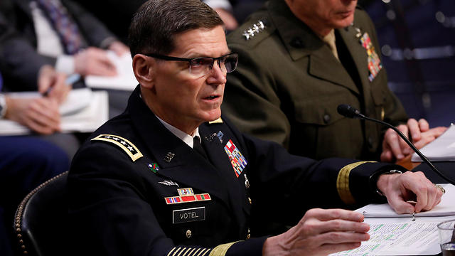 US Army General Joseph Votel said he thought the Iranian nuclear deal was important in tackling the threat posed by the Islamic republic (Photo: Reuters)