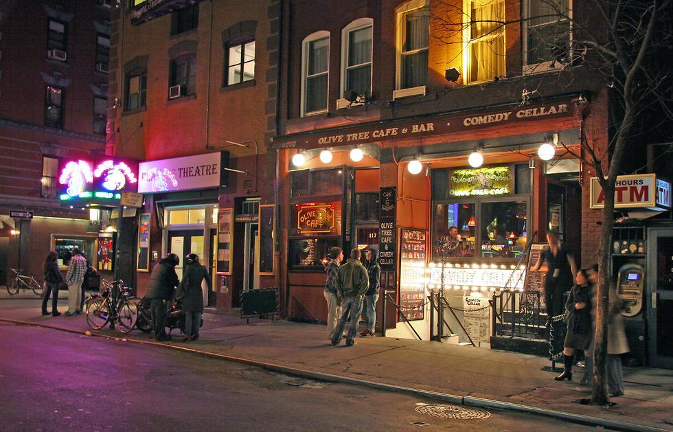"""הרחוב של ה""""קומדי סלר"""" (צילום: נטלי עמרוסי) (צילום: נטלי עמרוסי)"""