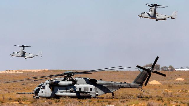 Учения Juniper Cobra 18. Фото: AFP