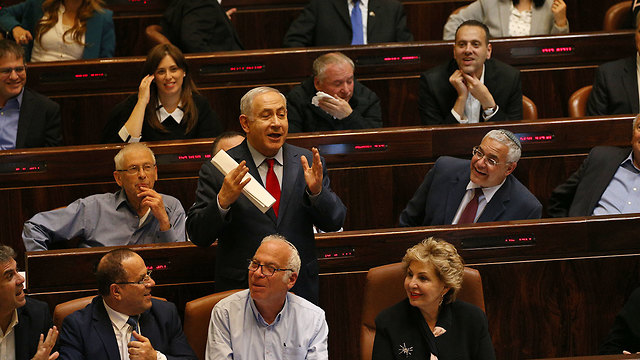No one had Israel's best interest in mind when solving coalition crisis