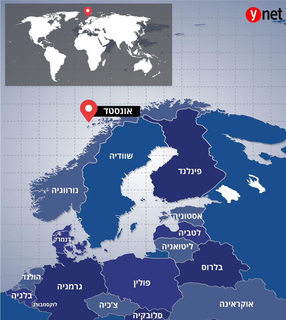 אונסטד, בקצה העולם