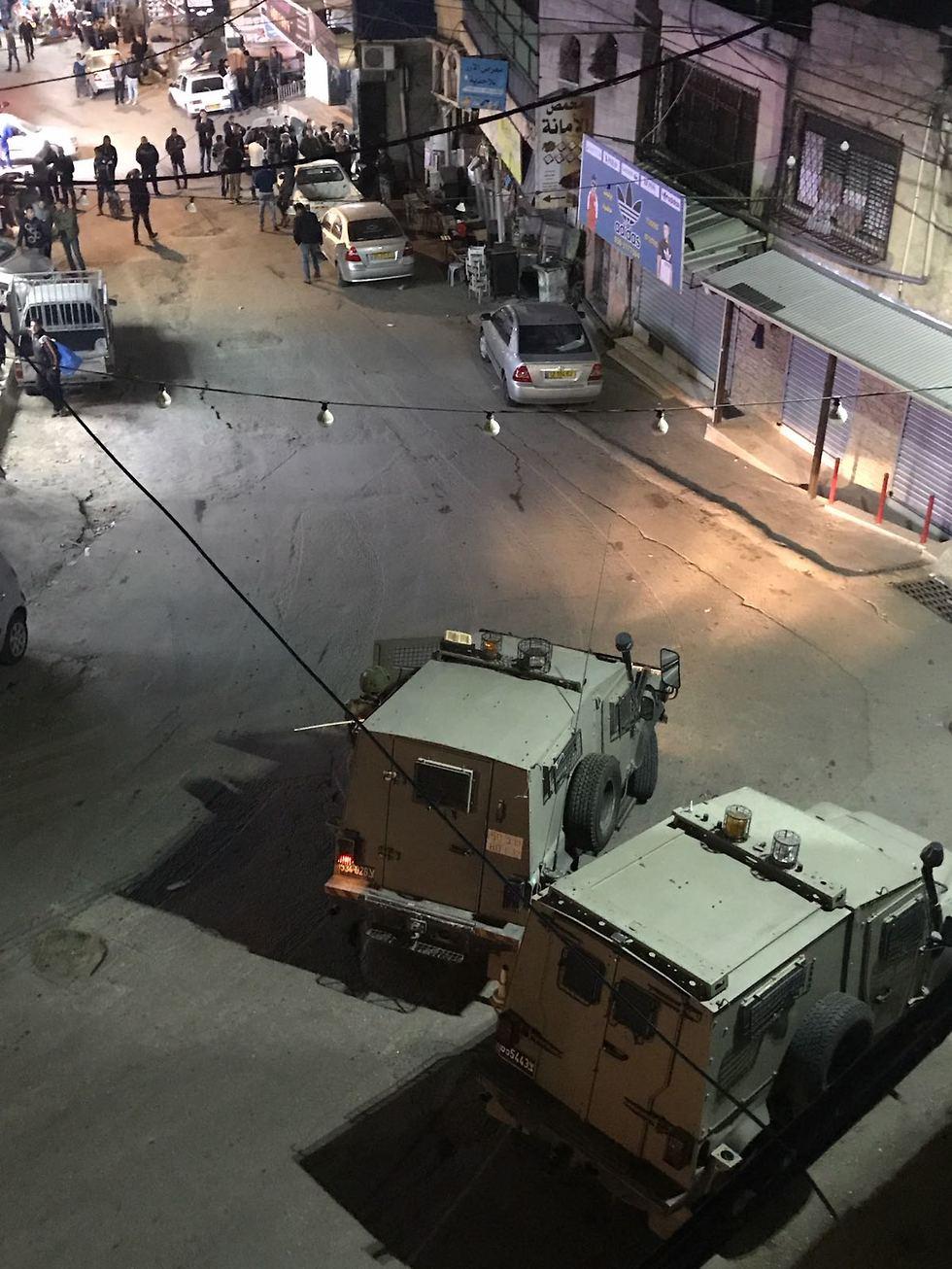 IDF raids Kabha's home