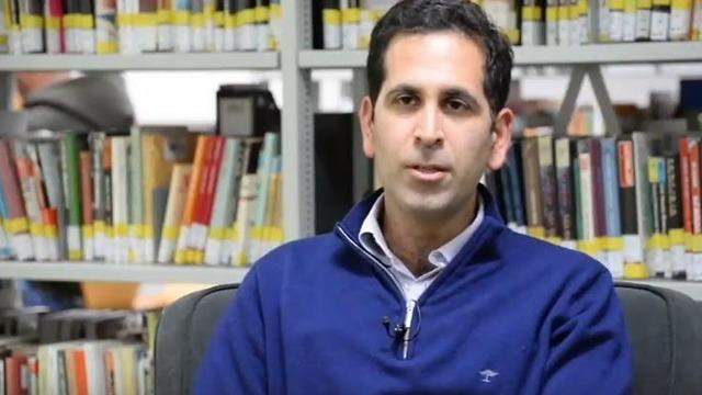 פרופסור רועי קדוש כהן  (צילום: גל רז)