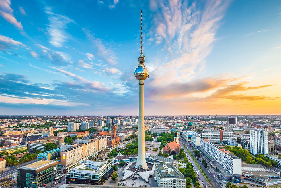 בגרמניה איירליינס - הטיסות הזולות לברלין 06-2018
