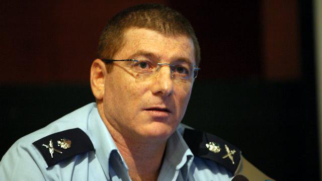 מפקד חיל האוויר לשעבר אליעזר שקדי (צילום: ניב קלדרון)