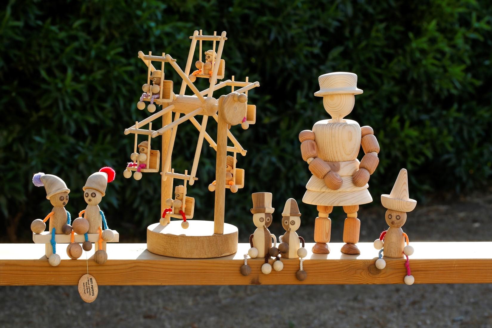 תצוגת הבובות בסדנה (אלעד מאסטרו)