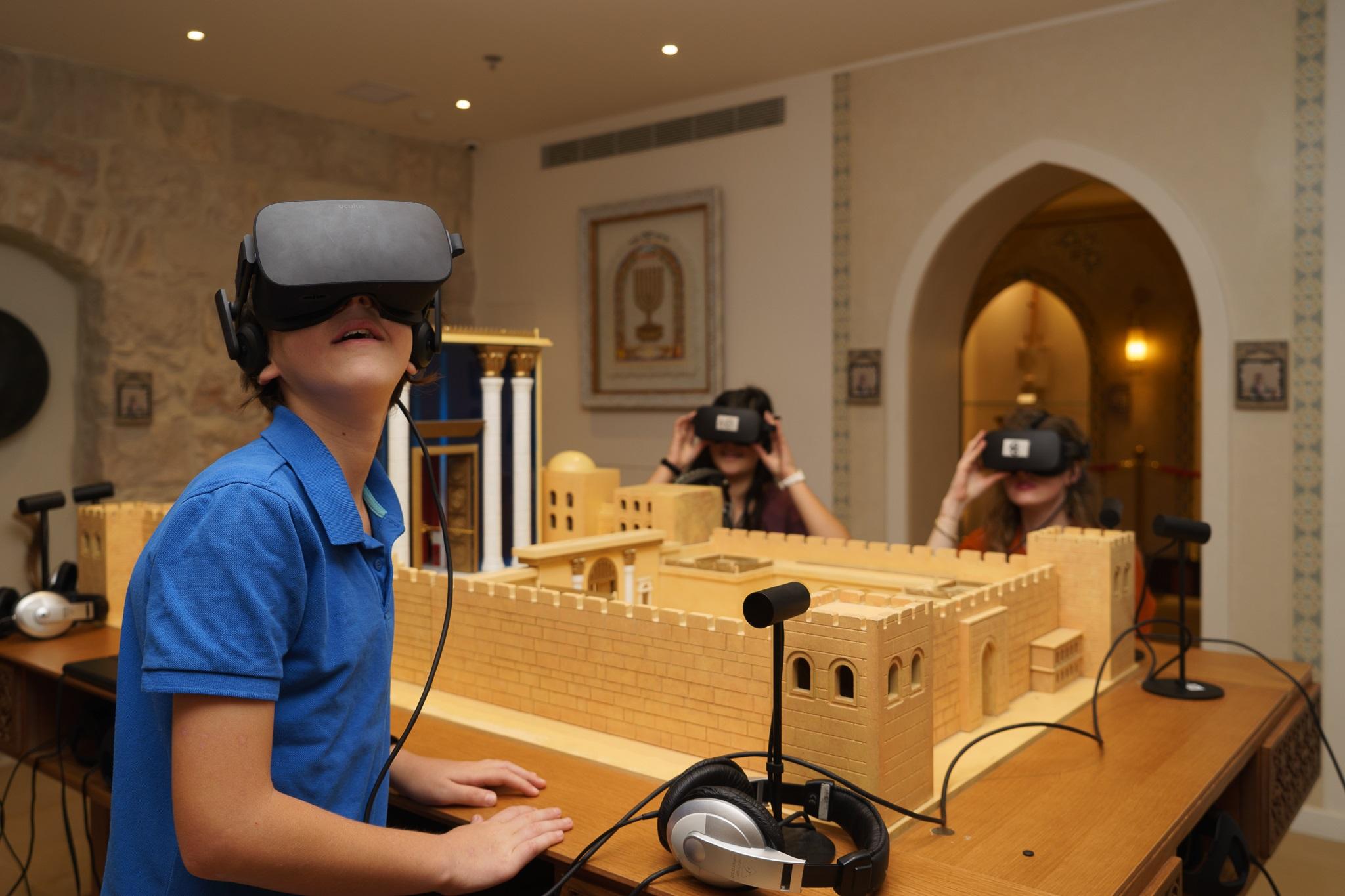 מציאות מדומה במוזיאון המוזיקה  (איתי נדב)