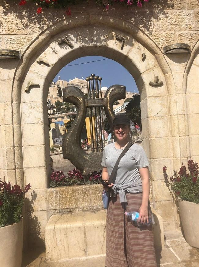"""היוש! מים ביאליק מכייפת בירושלים (צילום: יח""""צ עיר דוד)"""