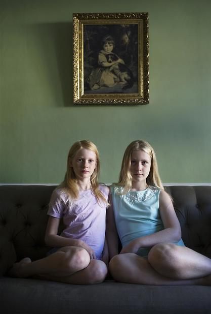 אחיות (צילום: סופי האריס-טיילור)