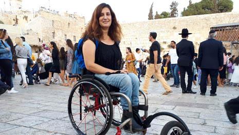 """""""Семен сказал: вагон-ресторан не для тебя"""" - в израильском поезде обидели инвалида"""