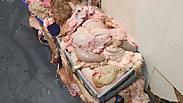 בשר לא כשר (צילום: EPA/DAI KUROKAWA)