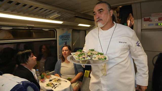 Chef Shaul Ben Aderet will preside over the cooking for the event (Photo: Yossi Aloni)