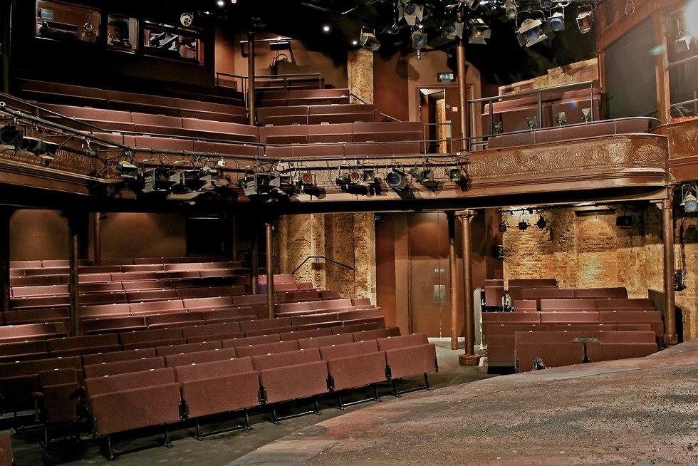 תיאטרון אחר: אלמיידה (צילום: אור בן עזרא סגל  )