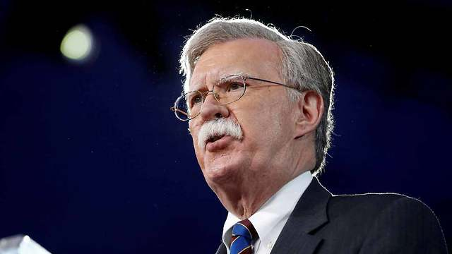 John Bolton (Photo: Reuters)