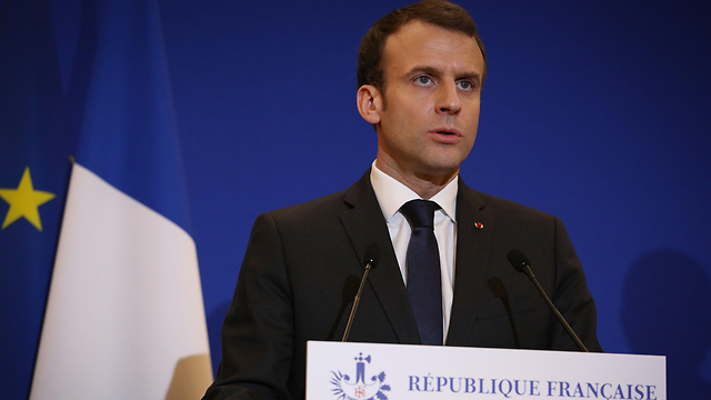 French President Macron said the US should stay in the nuclear deal so long as there was no better option (Photo: MCT)