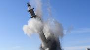 המגדל ברוסיה. צילום: AFP
