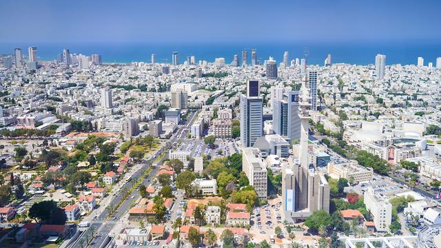 תל אביב (צילום: שארטסטוק)