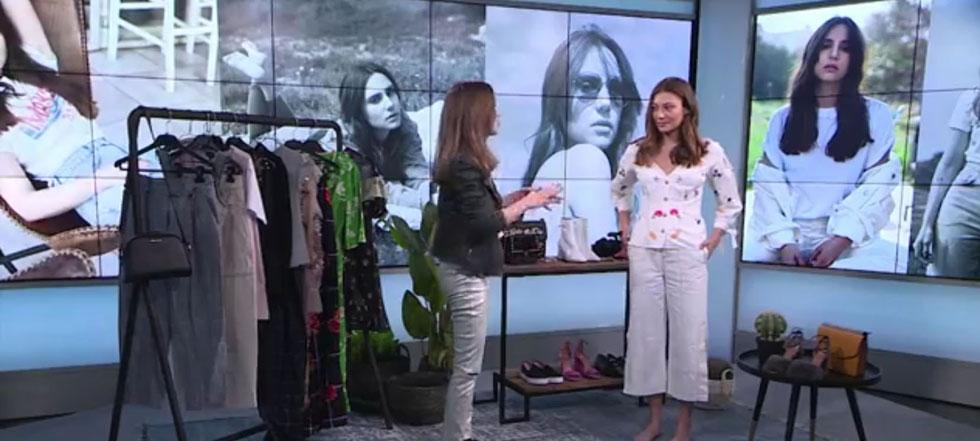הסטייליסטית ומפיקת האופנה מיטל ברונר