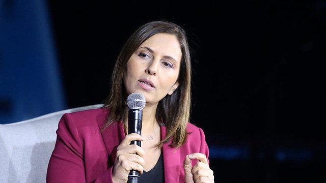 Social Equality Minister Gila Gamliel (Photo: Motti Kimchi)