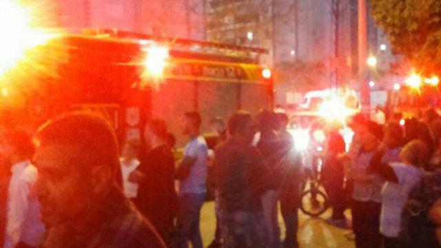שריפה בבאר שבע ()