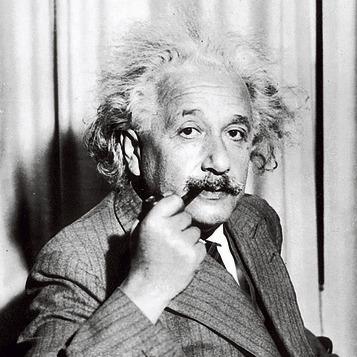 אלברט איינשטיין | צילום: גטי אימג'ס