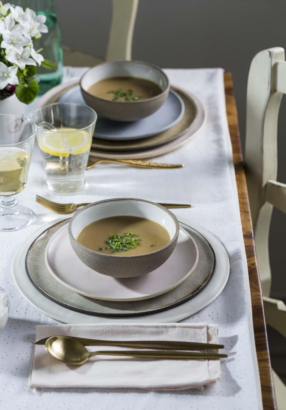 Каштановый суп. Фото: Боаз Лави