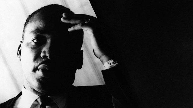 מרטין לותר קינג (צילום: Corbis via Getty Images באדיבות yes דוקו)