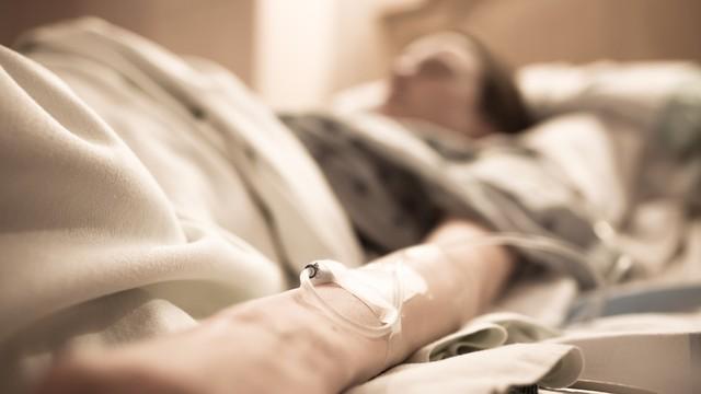 מוות מוחי בבית חולים (צילום: shutterstock)
