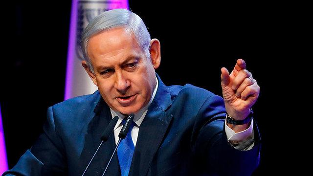 בנימין נתניהו (צילום: AFP)
