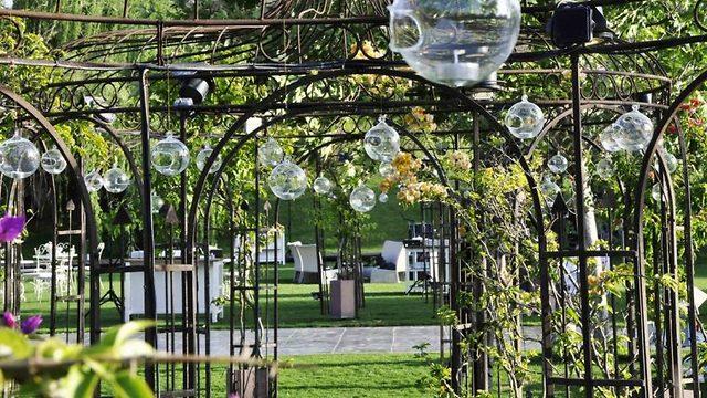 גן אירועים חוות רונית (צילום: באדיבות חוות רונית)
